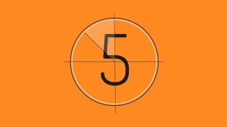 5 fasi per realizzare un video
